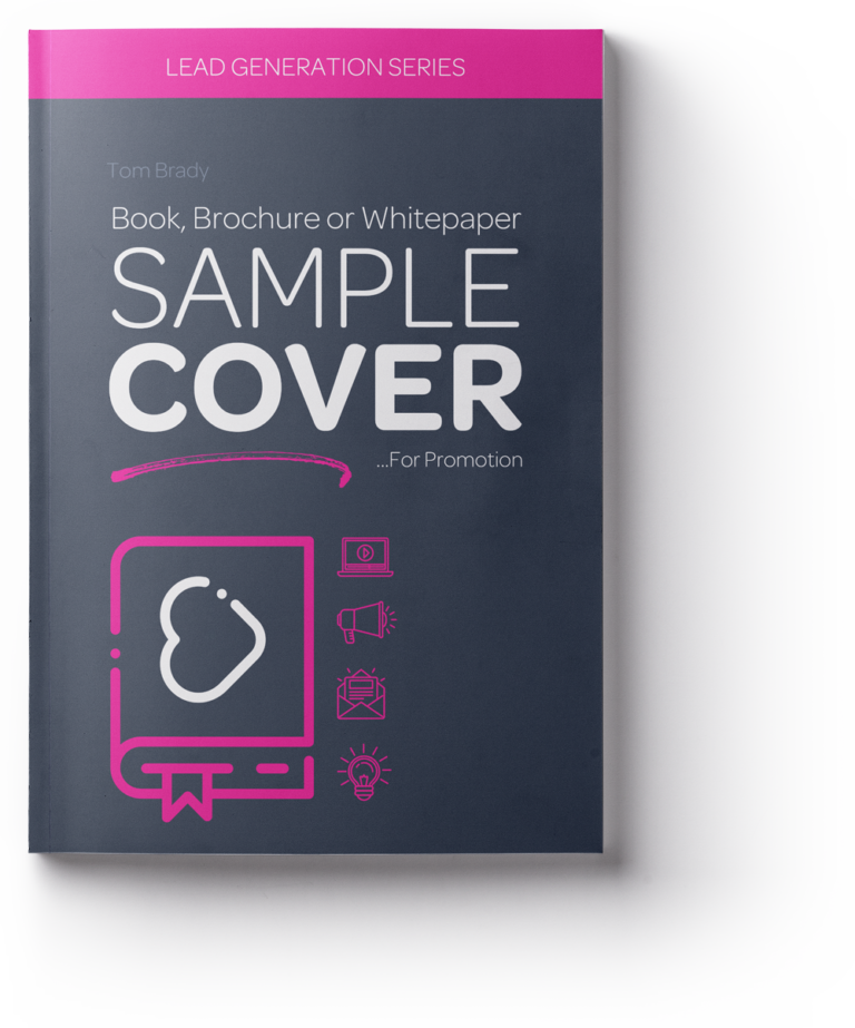 eBook Cover Template Mock up Advert