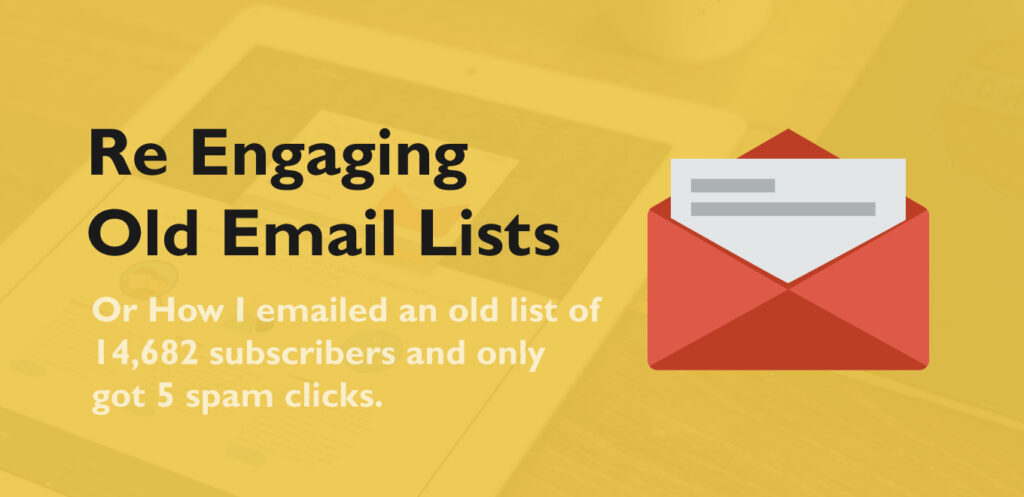 re-engage-old-email-list